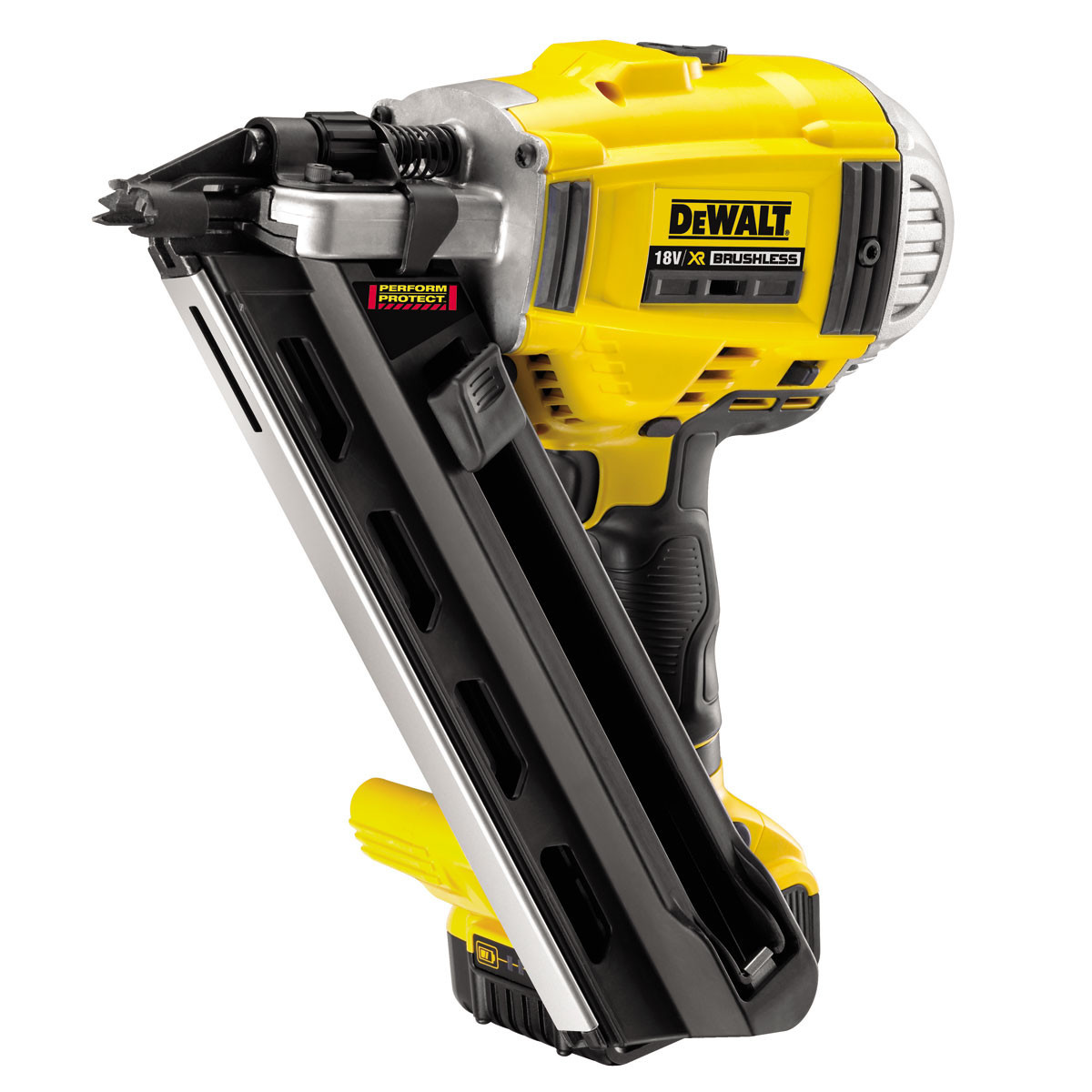 Spikpistol Dewalt DCN690, 50-90mm Batteri