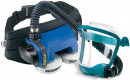 Friskluftsmask med fläkt och filter Proflow 2