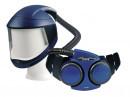 Friskluftsmask med fläkt och filter Sundström SR540