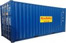 Container 20 fot, Isolerad, el