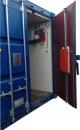 Container 20 fot, Isolerad, el, ID06