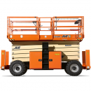 Saxlift, 18,15 m utomhusgående 4-hjulsdriven, dieseldriven