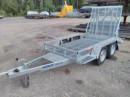 Släpvagn maskintrailer, 2700kg