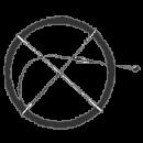 Rensband 16 mm, 30 meter