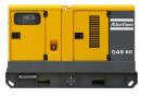 Elverk, Atlas Copco QAS60, 60 kVA PMG
