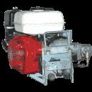 Hydraulaggregat, bensindrivet för Dino liftar, Påhängsmotor