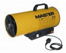 Byggtork, gasoldriven master -15 kW