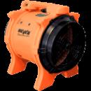 Evakueringsfläkt, ventilationsfläkt, max 3600 kbm/timme