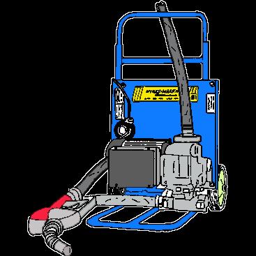 Pump, 220V för diesel